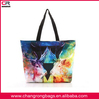 Starry sky Heat transfer print handbags