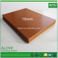 Compuesto plástico de madera tabla de planchar gabinete / muebles de cocina