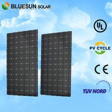 Top seller mono 156cells slim solar panel