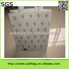 Hot-sale branded multi-color tarpaulin tote bag for kids