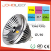 high cri led double cob ar111 13w 15w cob e27 led spot light lamps