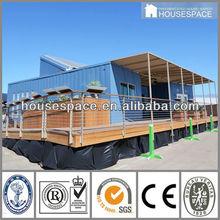 One Floor Light Steel Structure Modular House
