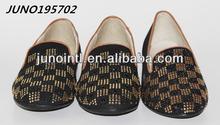 2014 pu material fashion women dress shoe CUTE Women dress shoes