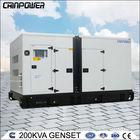 200KVA(160kw) silent type Cummins diesel power generator(6CTAA8.3-G2)