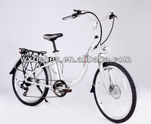 Cheap city electric lithium battery bicycle (Model LEB660U)