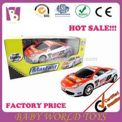 Shantou Factory Plastic 1:18 4Channel RC Drift Car With Light / RC Car