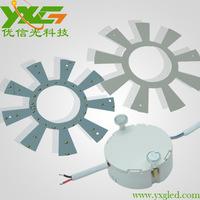 High quality led lamp modules 18w warm white/ cool white+power supply AC85-265v