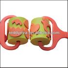 2014 fine eva foam toy roll Stamps