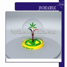 high transparent acrylic dome