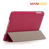 Leather case folio stand cover for ipad mini retina