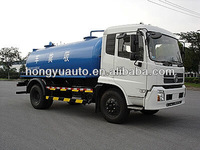 Dongfeng 8-10cbm 2 axles fecal suction truck
