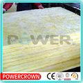 Barato de la promoción de exportación del aislamiento de calor de lana de vidrio