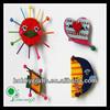 DIY felt fridge magnets craft kits for kids crafts