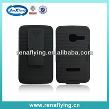 slide hard shell mobile phone cover for alcatel 3040