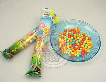 Puffing Sour Candy in Fruit flavor