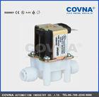 plastic solenoid valve 12v dc water valve for refrigerator