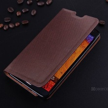 phone case manufactuers hot sell leather cover case for samsung galaxy note 3 phone