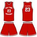 Reversible equipo sublimado custom de tela de malla camiseta del uniforme del baloncesto