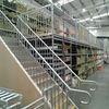 High desity storage racking, jracking selective hardware outdoor mezzanine flooring rack
