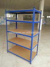plastics storage shelf