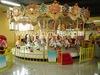 Hot sale entertainment equipment indoor carousel 16seats