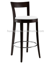 leather high bar stool chair for night club BC2534