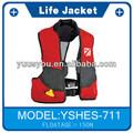 Chaleco salvavidas de neopreno, fluorescente chalecos salvavidas, tela para las chaquetas de la vida