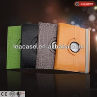 bumper case for tablet pc with crocodile grain leather top selling products in alibaba
