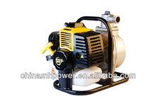 Hydraulic water pumps