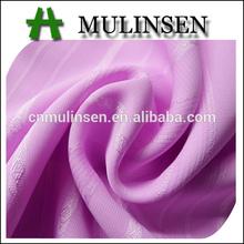 Woven 100% Polyester Jacquard Bulk Chiffon Fabric