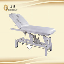 1 motor leather spa facial massage bed/chair /table wholesale