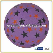 High quality bulk rubber basketball