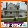 Hot!!!! Most fashionable light steel prefabricated villa