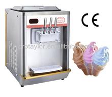 Classic ice cream shake machine