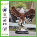 cubierta de mesa polyresin estatuilla del águila