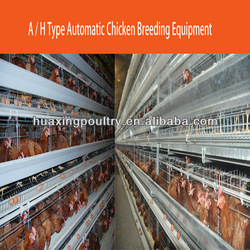Large animal cages for layer chicken poultry products