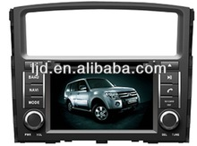 gps car dvd player MITSUBISHI PAJERO V97 2006-