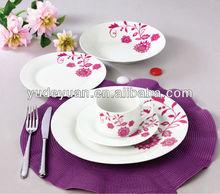 fine porcelain 20pcs dinner set