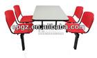 fast food restaurant furniture, fast food table chair, fiber restaurant table chair