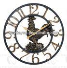 cock--plastic wrought clock(HH-9145D)