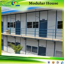 Temporary modular steel built modular homes