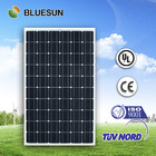 Bluesun High efficient and fast lead time 250w mono solar modules