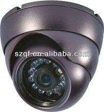 QF-802 Day/Night Outdoor Cheap CCTV Small Dome Camera