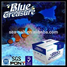 Blue Treasure Synthetic Sea Salt Coral Reef Sea Salt Sea Water 20KG