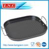 High quality rectangular baking pan with handles