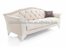 cheap living room white sofa set HDS1060