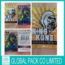 2015 King Kong 3g Herbal Incense Bag