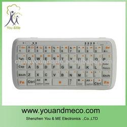 New design 360 Degree Rotatable bluetooth keyboard for samsung galaxy mega 6.3/5.8