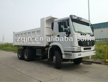 30 Ton Truck Load of Sand China Brand New Dump Trucks Sale
