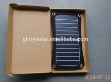 6.5W sunpower portable solar power charger